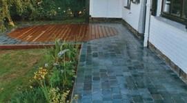 Jardimpact - Schaerbeek - Terrasses en pierres naturelles