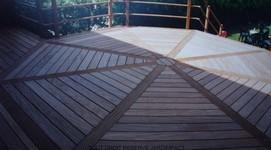 Jardimpact - Schaerbeek - Terrasses en bois